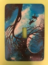 Dragonflies Metal Switch Plate - $9.50