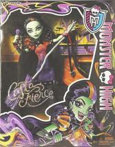 Monster High Doll CASTA FIERCE Witch Singer Set Circe 2014 1st Version New! - $26.63