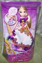 "Disney Princess RAPUNZEL'S MAGICAL STORY SKIRT 11"" Doll New - $14.88"