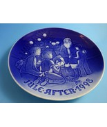 "1998  Bing & Grondahl Danish B&G Christmas Plate ""Santa the Storyteller"" - $49.00"