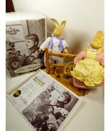 Robert Raikes Original 1991 Easter Rabbit Bunny Figurine Mint box Signed... - $143.55
