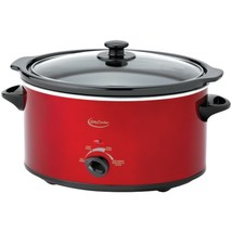 Betty Crocker BC-1544C 5-Quart Oval Slow Cooker with Travel Bag - $96.69