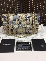 CHANEL Matelasse 25 Chain Shoulder Bag Choupette Lagerfeld Cat Woman Aut... - $4,784.25