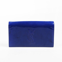 "Yves Saint Laurent ""Belle De Jour"" Patent Leather Clutch - $869.71 CAD"