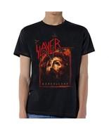 SLAYER Repentless Rettangolare Death Punk Goth Heavy Metal Musica Fascia T Shirt - $20.02