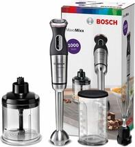Bosch MSM89160 Maxomixx Blender Hand, With 3 Accessories, 1000 W, 12 Speed - $321.23