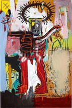 "Jean-Michel Basquiat ""Untitled"" HD print on canvas large wall picture 36... - $29.69"
