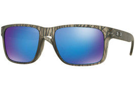 Oakley Urban Jungle Collection Holbrook Matt Grey Ink w/ Sapphire Irid O... - $127.35