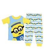 Universal Despicable Me Boys Toddler Pajama Set Size  4T  NWT  - $12.79