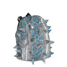 Madpax Spiketus-Rex Pylons Plinko Pink Striped Cones Urban School Bag Backpack