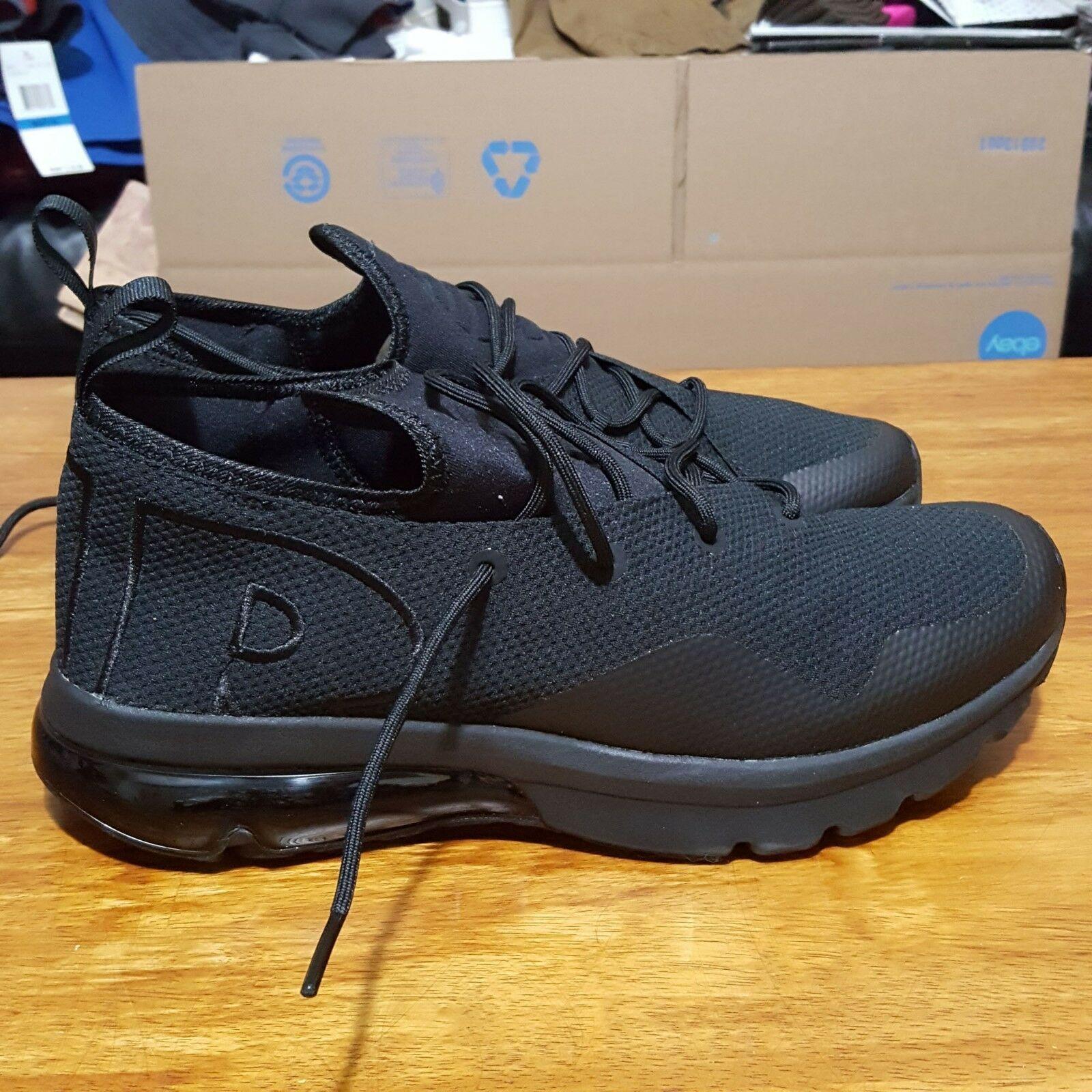 NIKE Air Max Flair 50 Running Shoes Triple Black Out AA3824-001 90 95 97 1 87