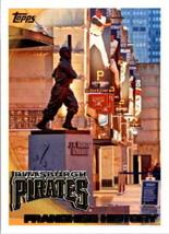 2010 Topps #169 Honus Wagner Statue > Pittsburgh Pirates - $0.99
