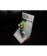 New! World of Nintendo Luigi Action Figure Jakks Pacific Mario Free Ship... - $9.89