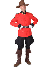 "Canadian Mountie Costume - 90's ""Due South"" / Canada   - $61.22+"