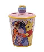 Walt Disney Winnie the Pooh Best Friends Ceramic Toothbrush Holder, NEW ... - $24.14