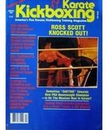 PREMIER ISSUE! 1980 KARATE KICKBOXING ROSS SCOTT JAY T. WILL KUNG FU MAR... - $24.99