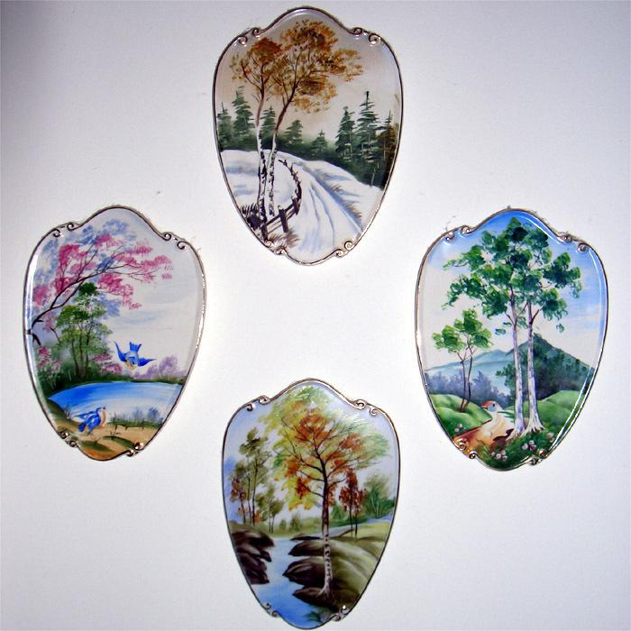 L seasons plaques