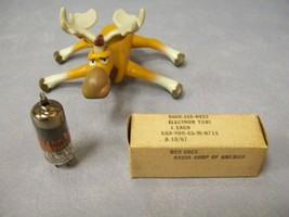 RCA 6BC5 Vacuum Tube  Military Packed 10/1967 - $49.59