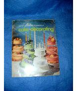 1974 Wilton Yearbook of Cake Decorating  - $5.00