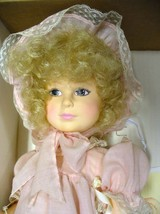 Effanbee Jan Hagara Doll - Laurel 1984 - $24.99