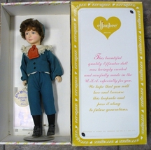 Effanbee Jan Hagara Doll - Larry 1985 - $24.99