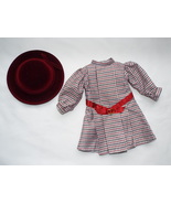 American Girl Samantha; Welcome Dress & Hat; Re... - $24.95