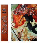 Vampirates 3: Blood Captain by Justin Somper 1st HC/DJ - $7.00