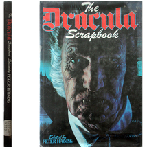1976 The Dracula Scrapbook 1st. Ed. OOP Vampires - $25.00