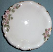 Lefton China Rose Dish   So intricately detailed! - $12.00