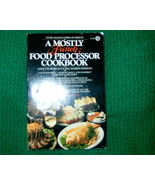 A Mostly French Food Processor Cookbook - $5.00