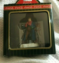 COCA COLA TOWN SQUARE ACCESSORY -  MAN WITH SHOVEL  ITEM# CG2426 1998 - $9.89