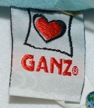 GANZ Brand Webkins Collection HM438 Rainbow Colored Plush Pucker Fish image 5