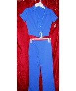 NWT Girls 2PC Athletic Workout Outfit Jacket Pants M - $24.56