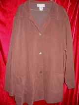 Womens Casual Corner Annex Jacket 26W Plus Dry Cleaned - $18.50