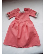 American Girl Felicity; Spring Gown (Dress Only); Pleasant Company; Retired - $19.95