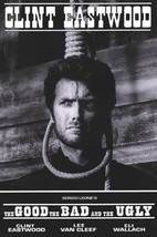 """the good the bad and the ugly sergio leone poster 24""""x36"""" rare out of ... - $26.00"""