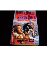 Nancy Drew Hardy Boys Mystery 'New Year's Evil' - $8.59