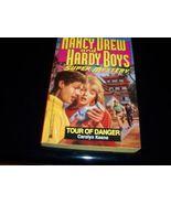 Nancy Drew Hardy Boys Mystery 'Tour of Danger' - $8.59