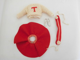 Vintage 1960's Ideal Tammy Clothes Cheerleader Outfit  - $45.99