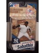 McFarlane New York Yankees CC Sabathia Figure N... - $39.99