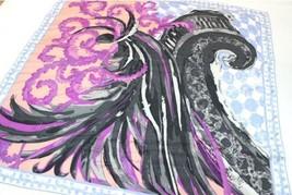 AUTHENTIC EMILIO PUCCI Silk Scarf Multi-color - $105.00
