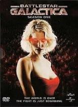 Battlestar Galactica: Season 1 - 4X DVD ( Ex Cond.) - $26.80