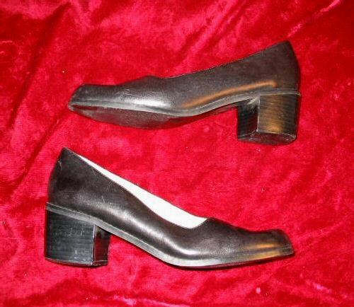 Womens Unlisted Leather Shoes Pumps Heels 7.5