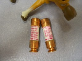 Shawmut TR17 1/2R Tri-onic Fuse   Lot of 2 - $25.16