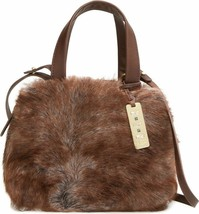 UGG Bag Vilet Toscana Shearling Satchel Crossbody Pinecone NEW $275 - $86.39