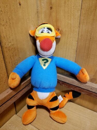 Primary image for Fisher Price 2008 Disney My Friends Super Sleuth Talking Tigger Works Great 14""