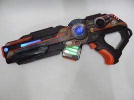 WowWee Light Strike WWXR Series Laser Tag Gun Assault Striker GAR-023 RA... - $34.64