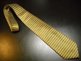Antica Seteria Italiana Neck Tie Greens Design Italy Lavorazione Artigianale - $14.99