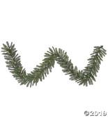 Vickerman 9' Durango Spruce Christmas Garland with Warm White LED Lights - $54.00
