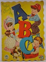 The Book of ABC Vivian Robbins Merrill Book No. 1530 - $5.99